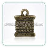 Charm costura -  carrete hilo CHAOOO-C14423 (10 unidades)