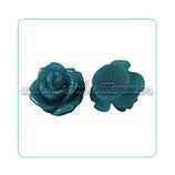 Cabuchón Resina Rosa Azul Prusia (10UNID) CABOOO-CRES-RB781Y-6
