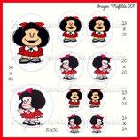 Monotema Mafalda 001