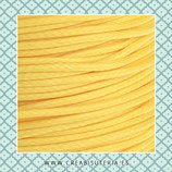 Cordón plastificado Amarillo 1,5mm (4 unidades)