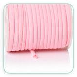 Cordón Nylon elástico Soft  5mm Rosa palo (5 metros)