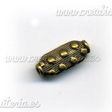 Entrepieza B1 06 rectangular puntos ENTOOO-C84 (10 unidades)