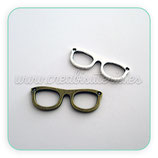 Adorno gafas de metal AD-C54194