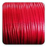 Cordón plastificado ROJO LADRILLO 1,5mm (4 unidades)