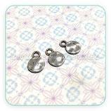 Charm mini - 006/007 - Redondo  mini  (40 piezas)