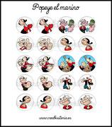 Imágenes Ilustraciones POPEYE EL MARINO