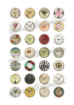 Imágenes Reloj Vintage (28) 30x30mm