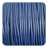Cordón plastificado azul marino1,5mm (4 metros)