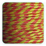 Cordón de Nylon de Escalada Redondo 3mm Bandera España (3 metros)