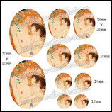 Imagen Klimt Maternidad Monotema