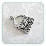 Charm bolso de mano anilla trasversal   (10 unidades) CHAOOO-A15973