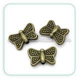 Entrepieza B2  18-mariposa mini b.a. puntitos (10 unidades) c757