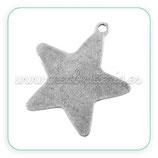 COLGANTE STAR/ 016 - Estrella Plata vieja COLOOO-P085Y