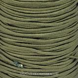 Cordón de goma verde botella 2mm (15 metros)