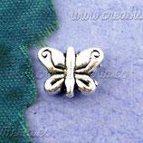 ENT METAL P3 44 Entrepieza mariposa (10 Unidades)  mini ENTOOO-C00580