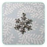 Charm Navidad - Estrella hielo