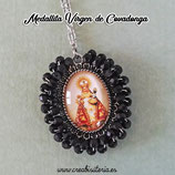 Producto Acabado - Medalla religiosa - Virgen de Covadonga