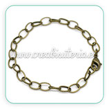 Cadena pulsera con cierre CADCIE-C14249