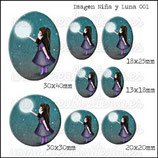 Imagen Niña y Luna 001