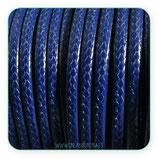 Cordón plastificado azul marino 3mm (4 metros)
