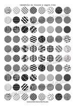 80 Imágenes geometría blanco y negro 20mm
