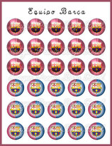 Imágenes de escudos de equipos BARCELONA