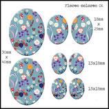 Imagen Flores de colores 06