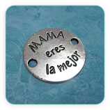 """Conector mensaje """"MAMA ERES LA MEJOR""""  CON-RM01"""