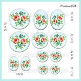 Imagen Flores porcelana 001b (blanco)