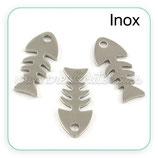 INOX Pez CHAOOO-PR071 ( 10 unidades)