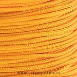 Cordón macramé 1mm  Calidad Suprema  Color Naranja  (5 metros)
