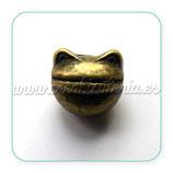 Entrepieza rana bronce antiguo ENTOOO-CS10114-4