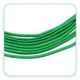 Cordón de Nylon de Escalada Redondo 2mm ´Verde  (3 metros)