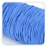 Cordón de goma Azul grisáceo 2mm (4 metros)