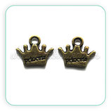 Charm corona mini Princesa CHAOOO-C00421 (10 unidades)