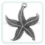 Colgante estrella de mar mediana  (2 unidades)