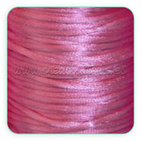 Cola de ratón color rosa claro rollo 50m