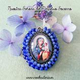 Producto Acabado - Medalla religiosa - Virgen del Perpetuo Socorro