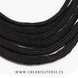 CESCALADA0 41 - Cordón de Nylon de Escalada  4mm  Modelo Negro  (3 Metros)
