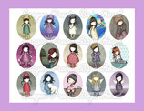Muñecas de moda MODELO 3