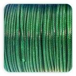 Cordón plastificado verde oscuro 2mm (4 metros)