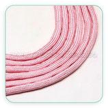 CESCALADA015 - Cordón de Nylon de Escalada  4mm  - Rosa bebé (3 Metros)