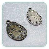 Charm Reloj Dali (4 unidades) CHAOOO-R12003