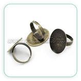 Anillo bronce antiguo ovalado 18x25mm ANIOOO-C23862