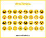 Imágenes EMOTICONOS (32 imágenes)