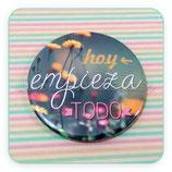 """Chapa - """"HOY EMPIEZA TODO"""""""