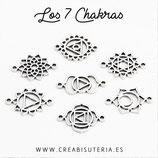 Conector Espiritual  Lote 7 chakras