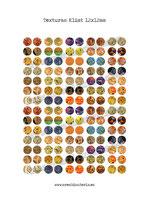 140  texturas Klimt 12x12mm