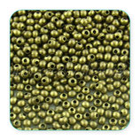 Entrepieza BOLA I - 10 -  bronce antiguo (50 piezas) 3,2mm C01092