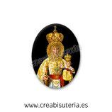 Cabuchón Cristal Religión - Virgen de la Fuensanta Murcia